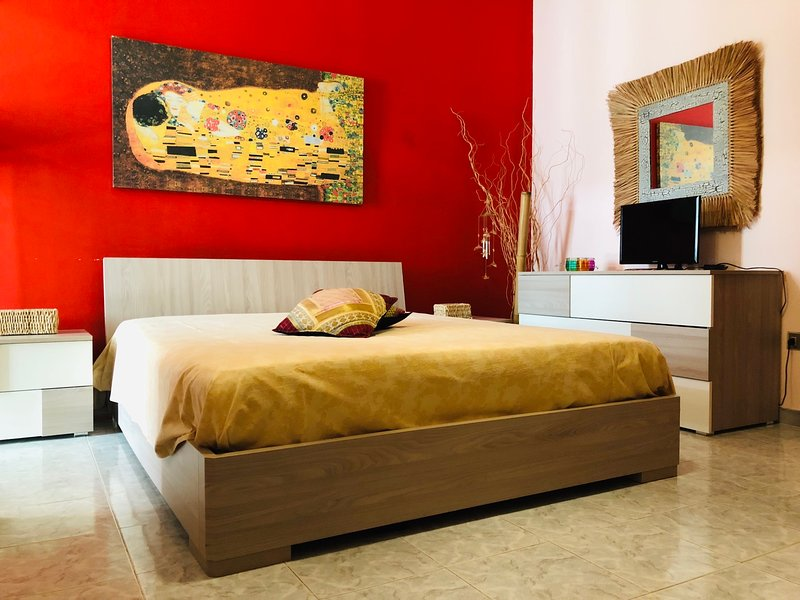 Holiday apartment in Baia Verde, Near Gallipoli, vacation rental in Gallipoli