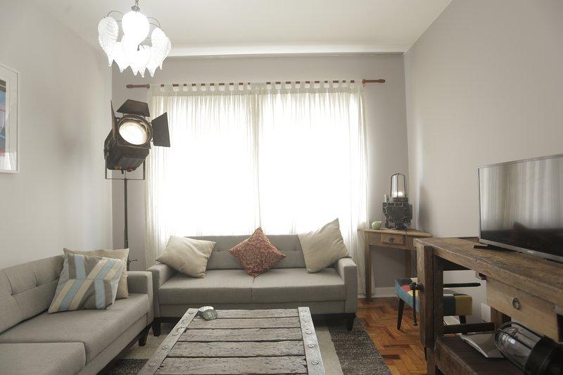 Excelente apartamento, melhor lugar de Sao Paulo e segundos da Avenida Paulista., holiday rental in Sao Caetano do Sul