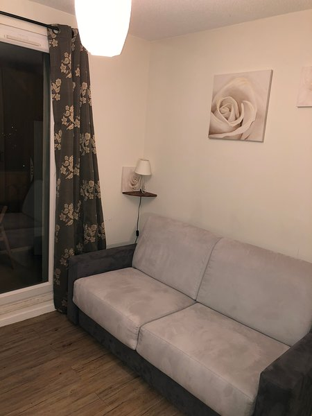 Appartement calme charmant et confortable, location de vacances à Colmars