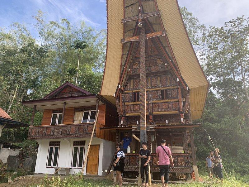 Rante Lemo Villa, casa vacanza a South Sulawesi