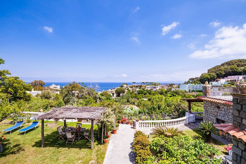 CASAAMENA, holiday rental in Barano d'Ischia
