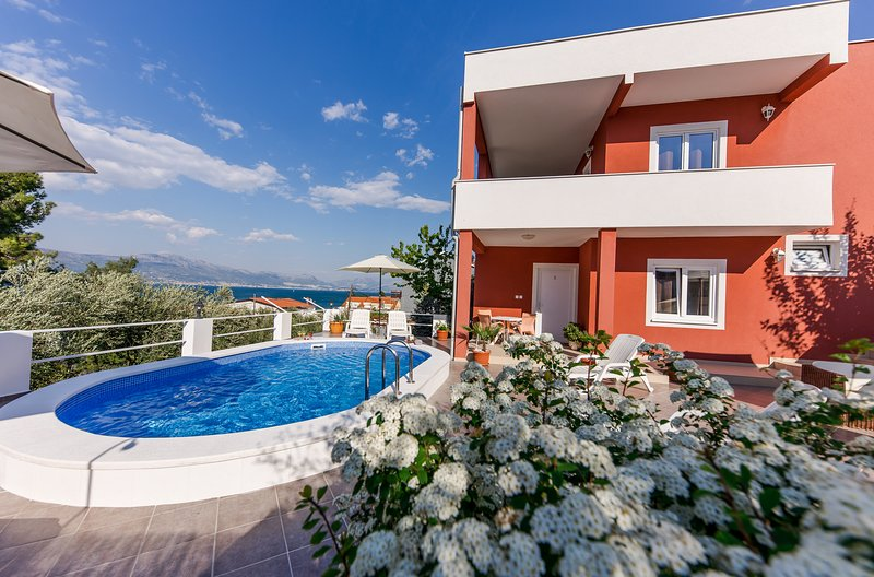 apartmants Villa Nostra, location de vacances à Trogir