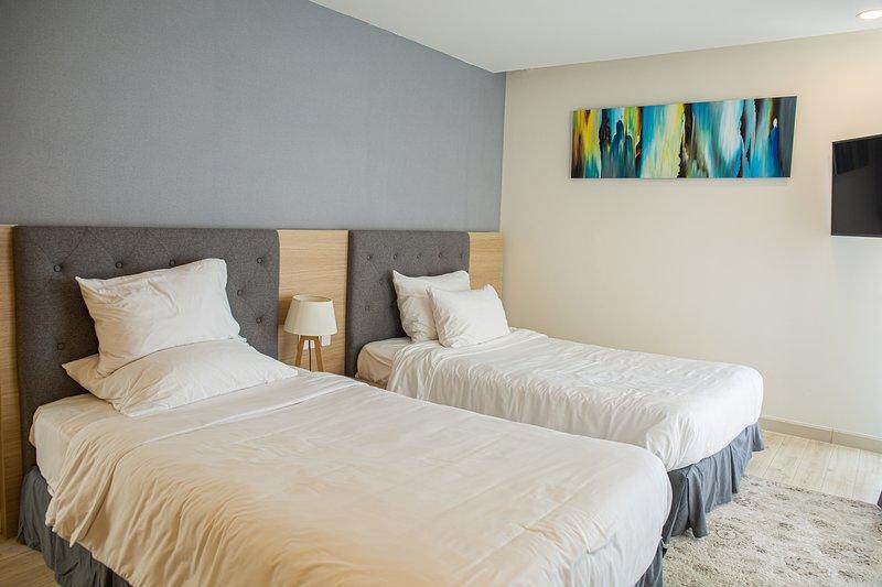 [Oceanami] 1 - Twin BR - Airy Space + Luxury Villa, location de vacances à Phuoc Hai