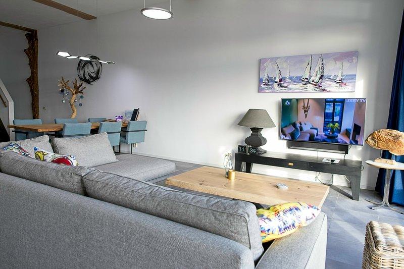 Beste vakantie appartement aan de Grevelingen, location de vacances à Nieuwland