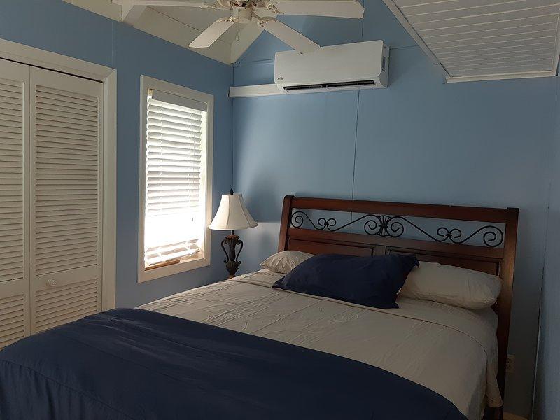 Nueva cama queen size con colchón de felpa efectiva 01/2020
