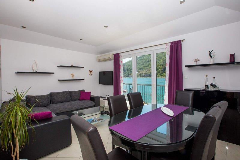 Apartment River Rose, vacation rental in Gornje Obuljeno