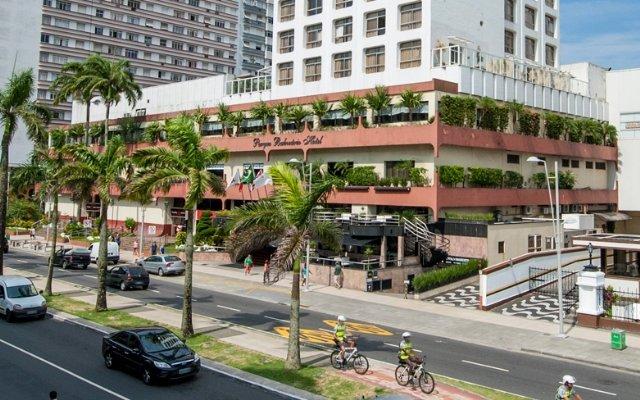 Apartamento Gonzaga pé na areia, aluguéis de temporada em Santos