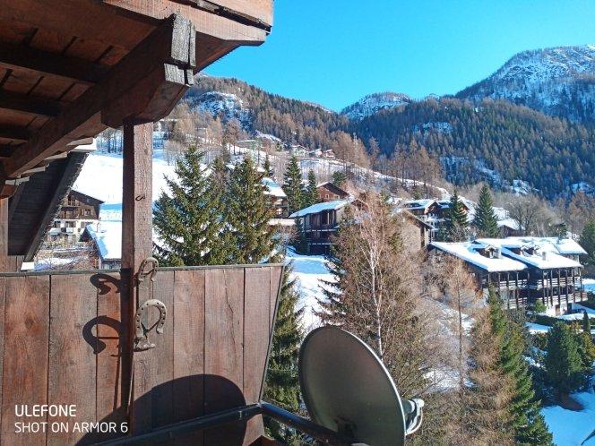 Appartamento con vista spettacolare, Ferienwohnung in Valtournenche