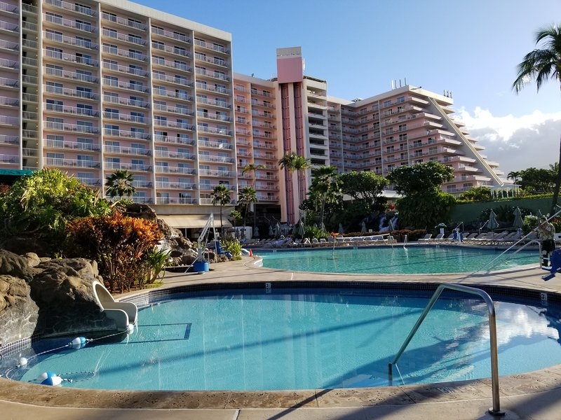 1bdrm ocean view property, location de vacances à Ka'anapali