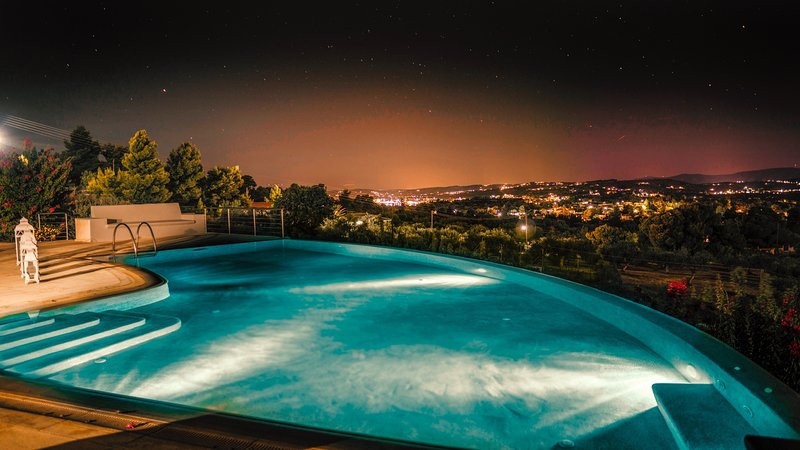 Home Rentals in Portoheli-Private Home shared pool, holiday rental in Kilada