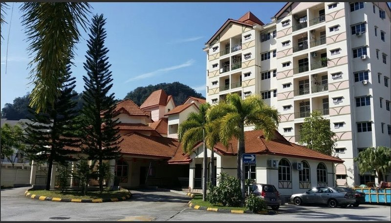Sunway City Homestay C 1Km to LOST World of Tambun, holiday rental in Brinchang