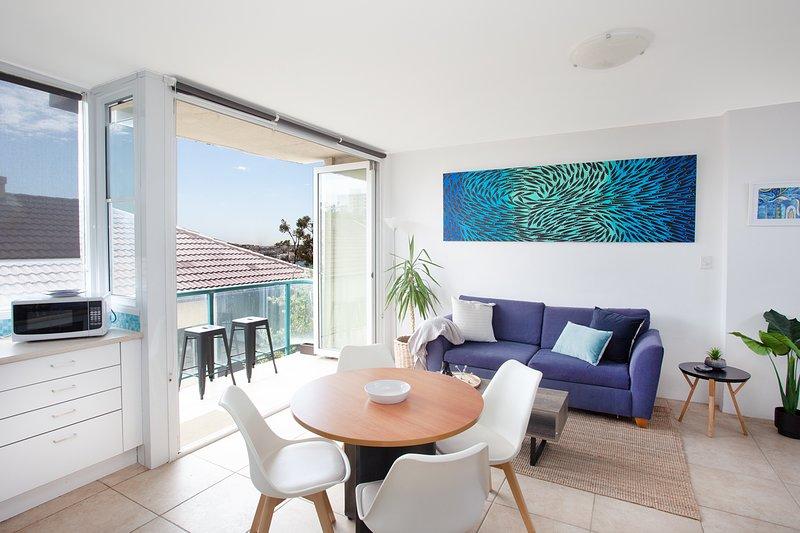 Sea Views Bondi Beach, holiday rental in Bronte