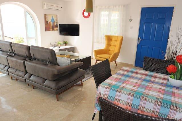 Joya Cyprus Memories Penthouse Apartment, holiday rental in Alevkaya