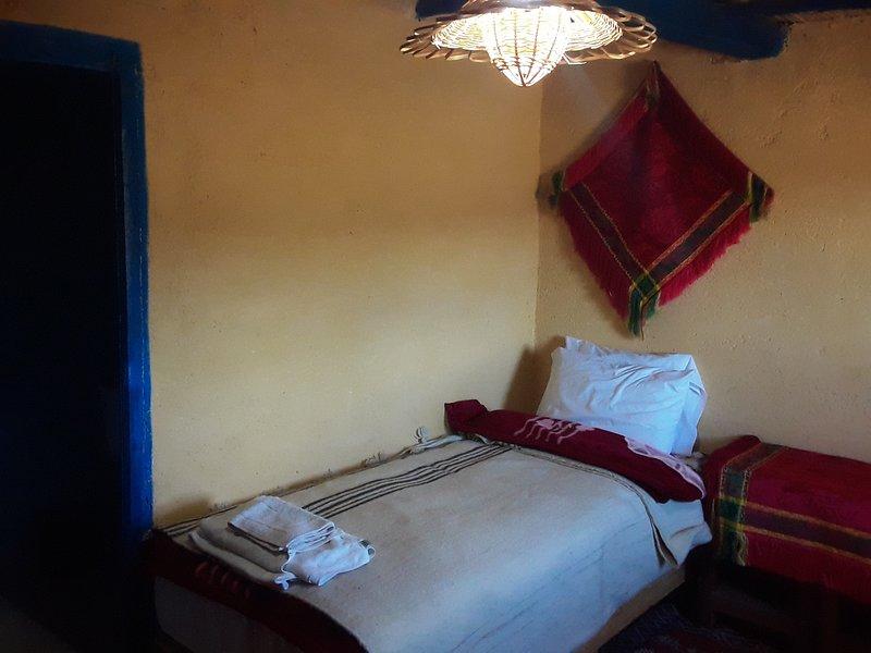 Gîte Fourest tagroumt un gîte traditionnelle avec une pra, vakantiewoning in Ifrane