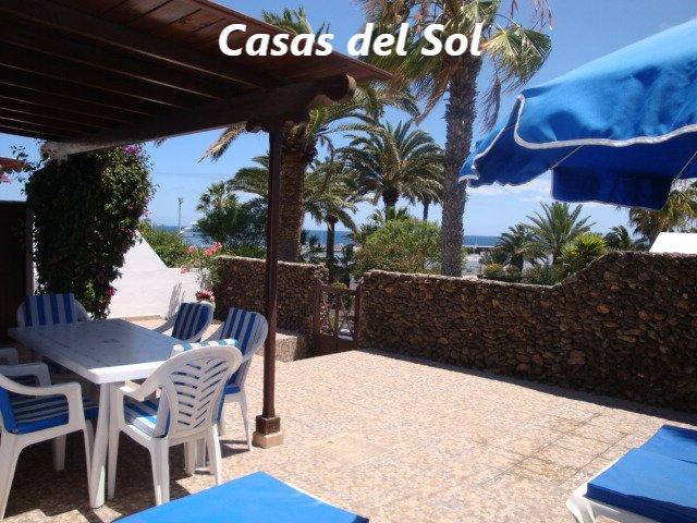 Villa on the complex of Casas del Sol (V8), vacation rental in Playa Blanca