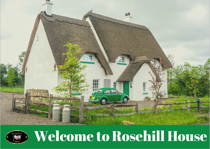Rosehill House licensed Guest house/ self catering, location de vacances à Stewartstown