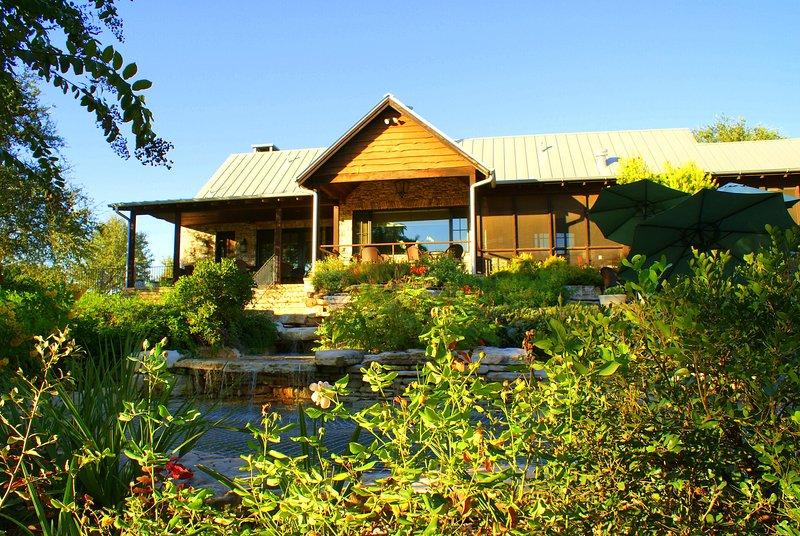 Fall Creek Vineyards – Wine Country Inn, location de vacances à Driftwood