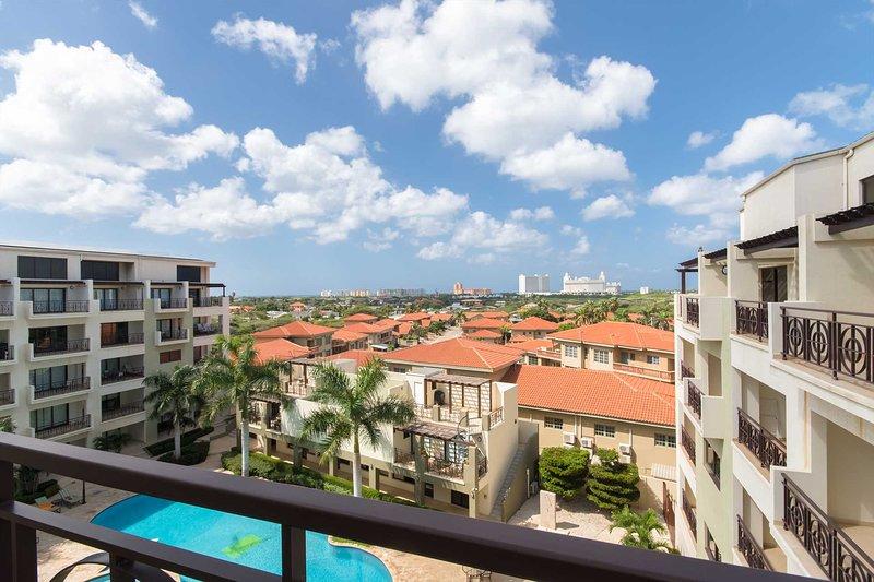 Välkommen till din vackra tropiska flykt Windmill Palm Lägenhet med ett sovrum