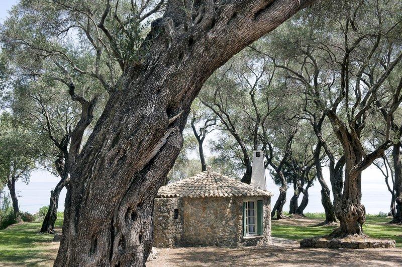 1 bedroom Villa with WiFi - 5825204, alquiler de vacaciones en Chlomos