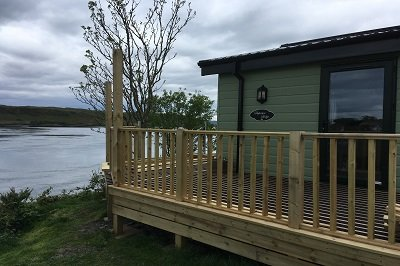 Orchid Lodge, holiday rental in Balvicar