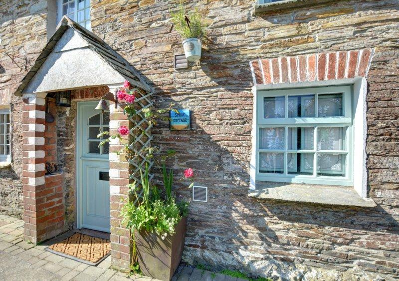 Spray Cottage, Ferienwohnung in Porthcothan