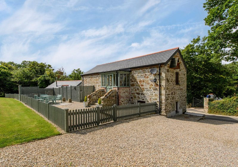 The Byre, Dunmere, casa vacanza a Washaway