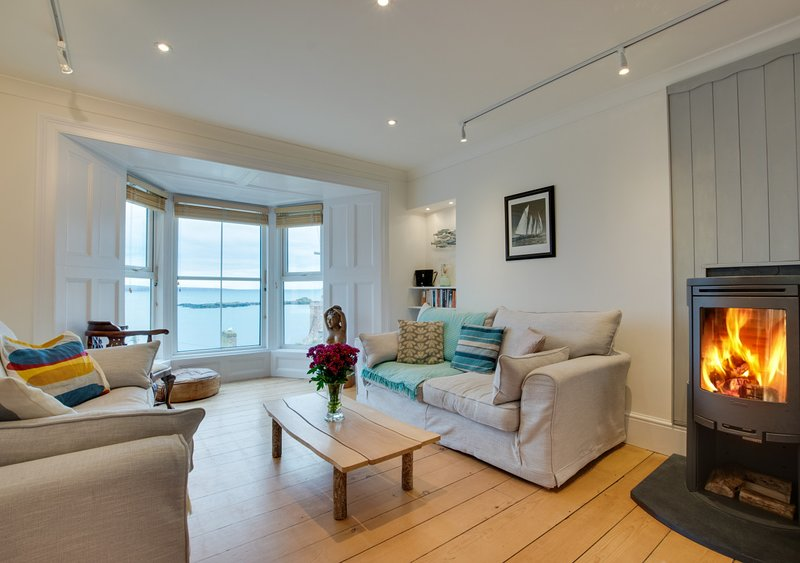 The Lifeboat House, vacation rental in Paul