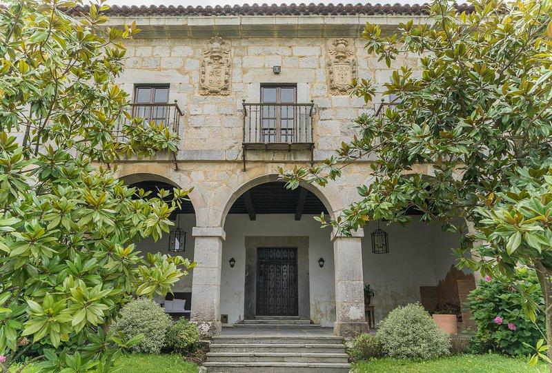Casona de la Calleja, casa vacanza a Regules