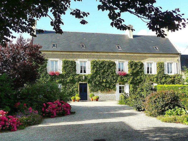 Maison d'hôtes Le Roulage, location de vacances à Vierville-sur-Mer