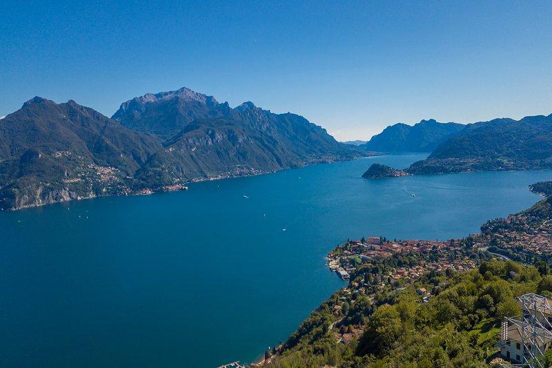 San Rocco al Porto Villa Sleeps 10 with Pool and WiFi - 5841479, vacation rental in Plesio