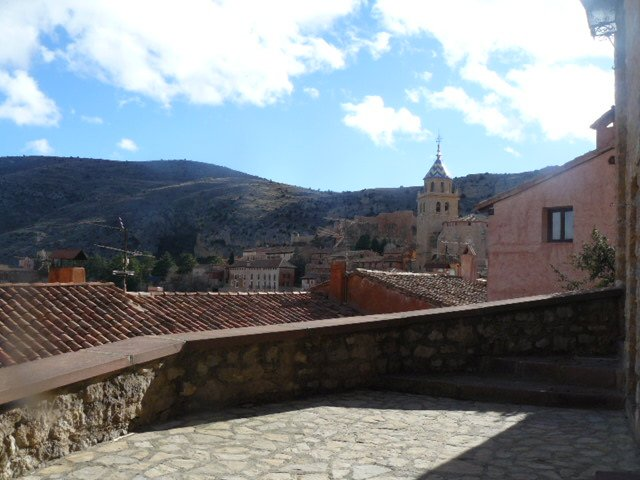 Casa centro Albarracin, holiday rental in Noguera de Albarracin