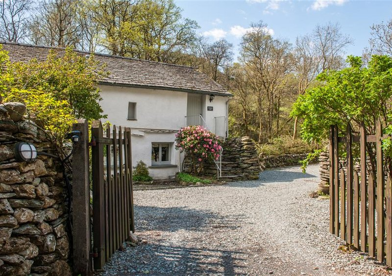 Brathay Loft, holiday rental in Little Langdale
