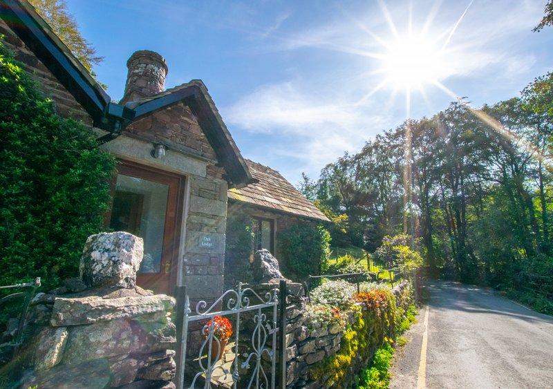 Oak Lodge Cottage, alquiler vacacional en Grasmere