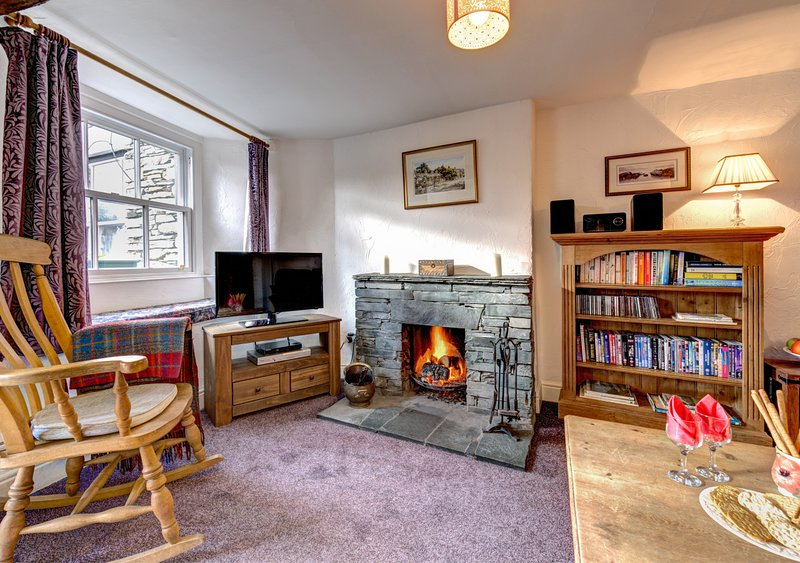 Rose Cottage, holiday rental in Little Langdale