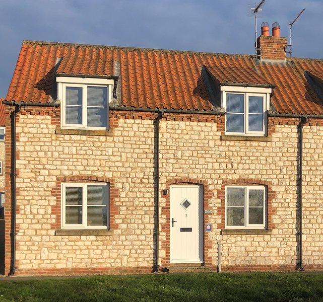 Croft Cottage Flamborough, vacation rental in Bridlington