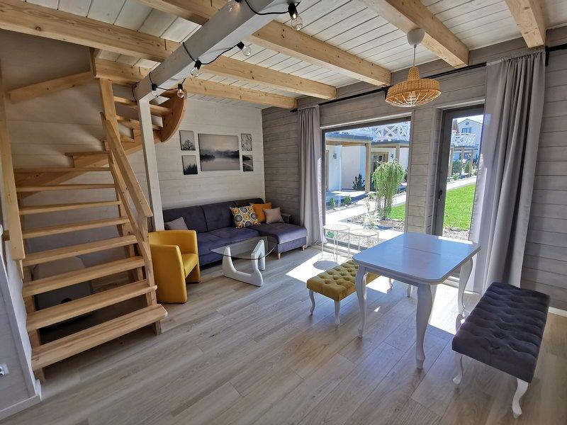 La Cubita - Domki i Apartamenty, alquiler de vacaciones en Leba