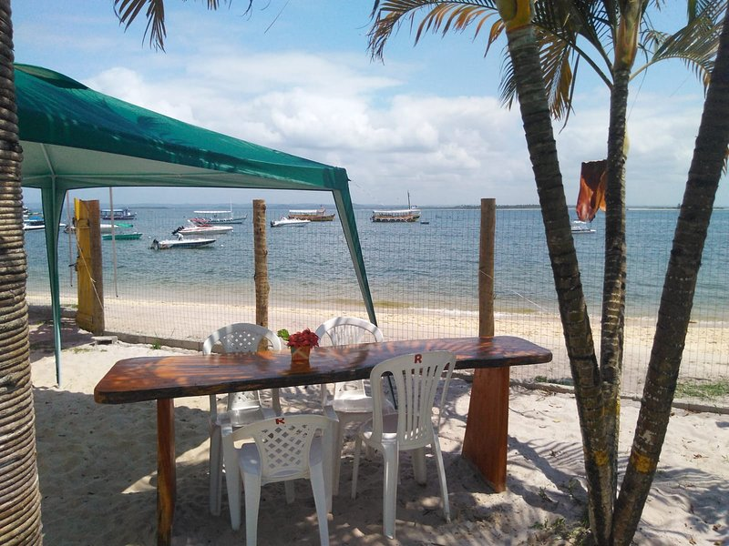 Pousada Canto do Mar da Gamboa do Morro de São Paulo, location de vacances à Jaguaripe