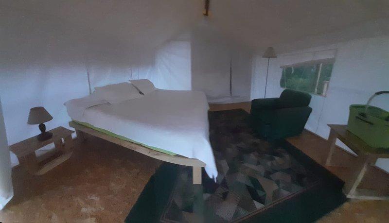 Alojamiento el Potrerito - Glamping en Ráquira, location de vacances à Boyaca Department