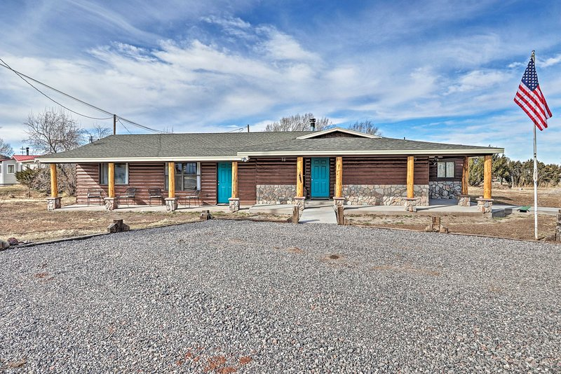 Eagar Escape: Ranch-Style Home in White Mountains!, holiday rental in Springerville