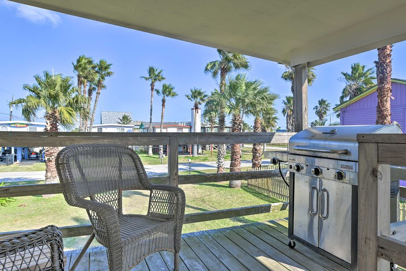 Gulf Coast Home: Walking Distance - Surfside Beach, alquiler vacacional en Brazoria