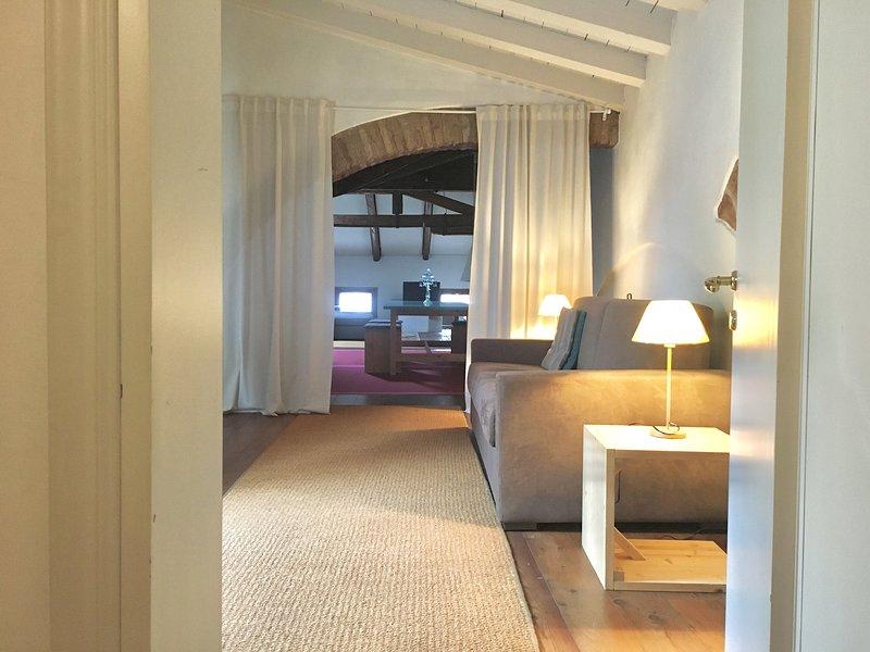 BENCIVIENI Plus -  Ampio spazio in palazzo storico nel cuore di Treviso, vakantiewoning in Ponzano Veneto