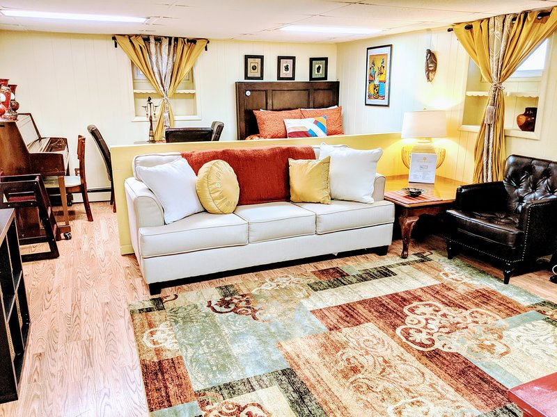 Savanna Extended Stay Apartment at Mushaindoro, alquiler vacacional en Morris County
