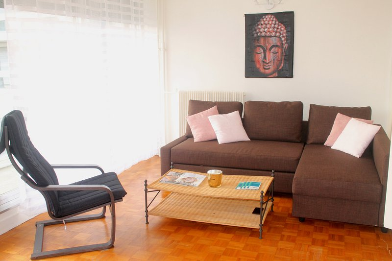Chic Appartement La Défense Paris, holiday rental in Puteaux