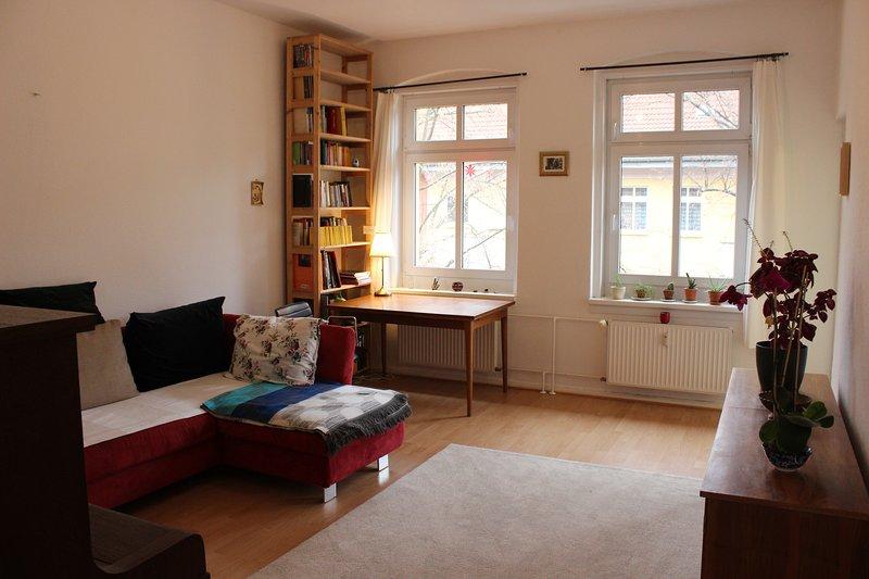 Echte Berliner Wohnung mit Charme, holiday rental in Ahrensfelde