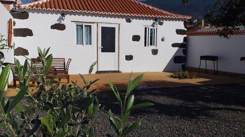 Casita La Ilusión, vacation rental in Tazacorte