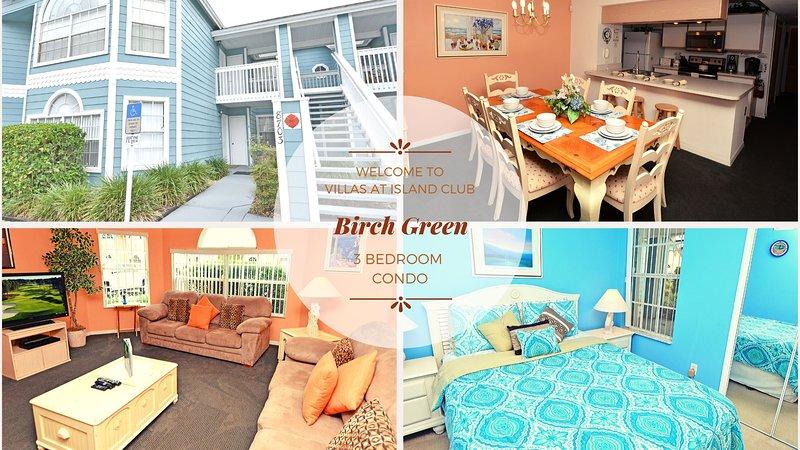 Birch Green Condo ti dà il benvenuto!