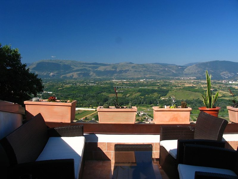 The Gateway to the Parks, holiday rental in Roccacasale