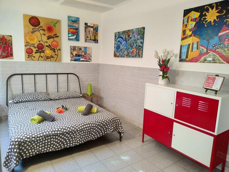 La casetta di Marina - Cod. CITRA 011015-LT-0233, alquiler de vacaciones en La Spezia