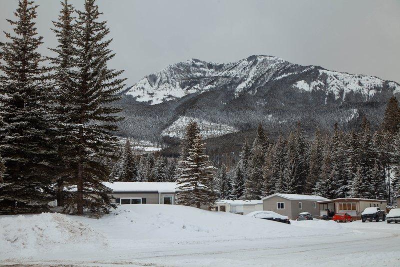 Elkford 2BR 1BA Condo - Easy access to Rocky Mountain Gateaway, location de vacances à Elkford