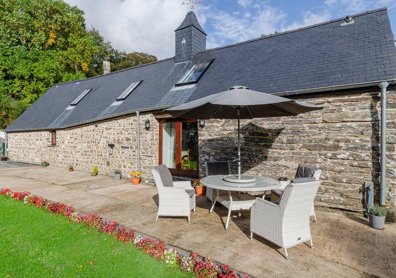 Degwm, holiday rental in Machynlleth